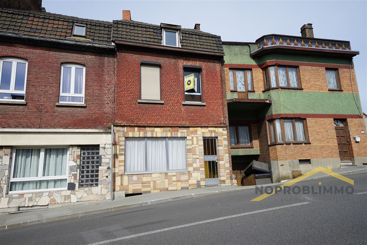 Spacieuse maison 3 chambres – 2 jardins  – MANAGE